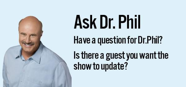dr phils dating advice