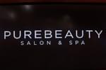 Pure Beauty Salon logo