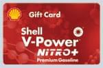 shell gift card