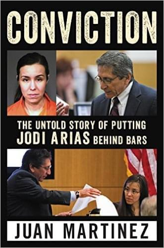 conviction jodi arias book 1