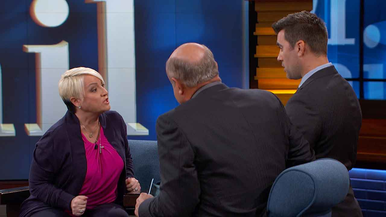 Mother Of 13-Year-Old Teen To Dr Phil Has There Ever -6568