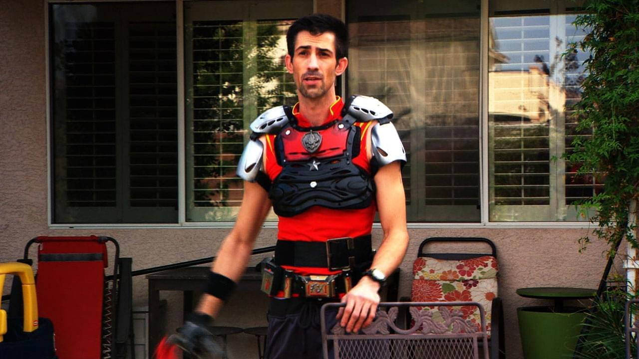 35-Year-Old Explains Why He Likes To Wear Superhero Costumes And Go On 'Night Missions'