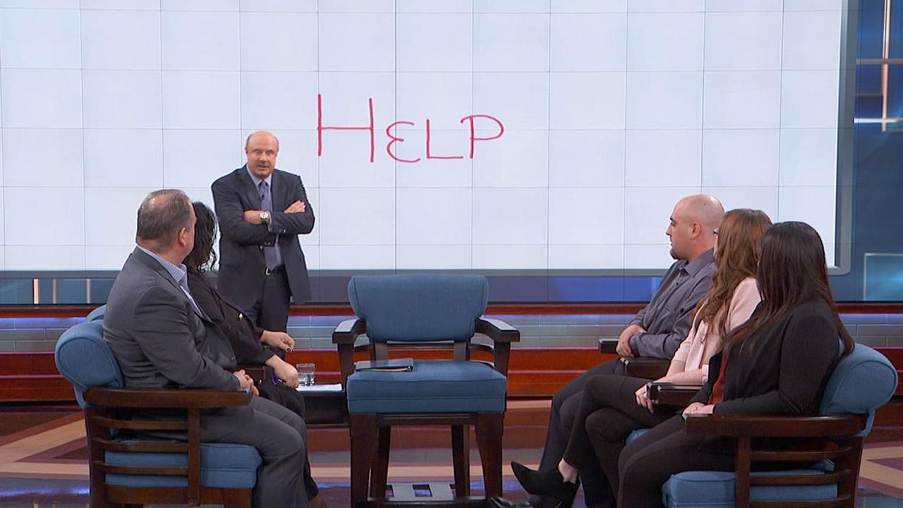 Dr. Phil Tells Parents He Believes They Are 'Crippling' Their Adult Son