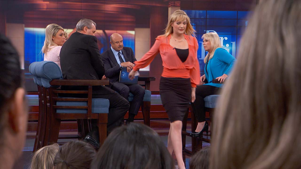 Guest Exits Dr. Phil Stage After Learning Her Family Put GPS On Her Car