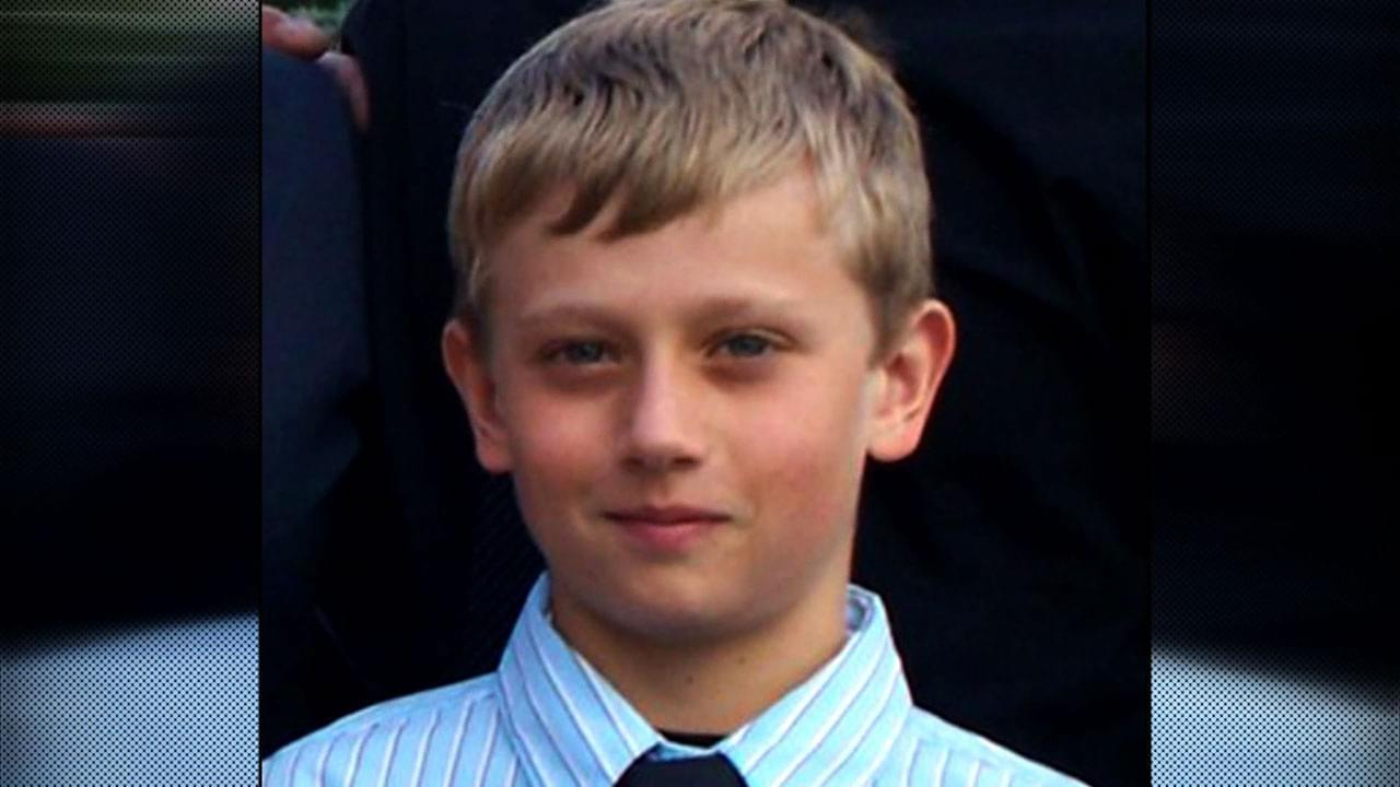 Dylan Redwine's Father Charged With His Murder