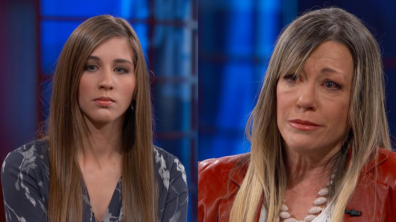 Mom's Tearful Words of Apology To Adult Daughter