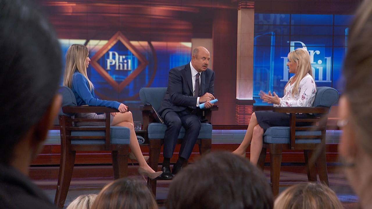 Dr. Phil To Guest Who Says She's A Recovering Alcoholic: 'You've Got To Find Some Peace'