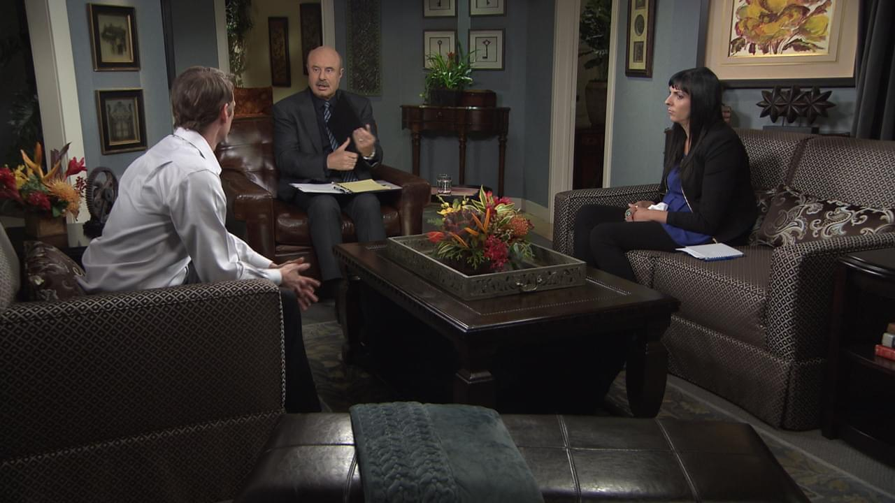 Dr. Phil To Guest:  'You Don't Ever Put Your Hands On A Woman In Anger'