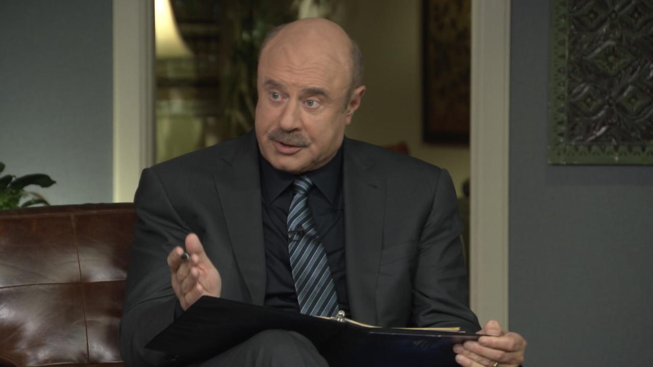 Dr. Phil To Guest Who Says He Is Facing Jail: 'I Have A Plan'