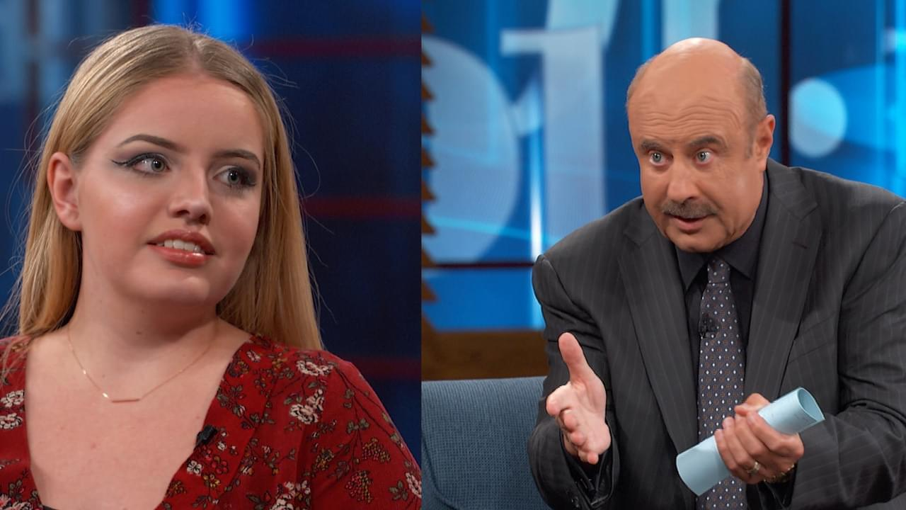 'This Is Not All You,' Says Dr. Phil To Teen Whose Parents Claim She's 'Out Of Control'
