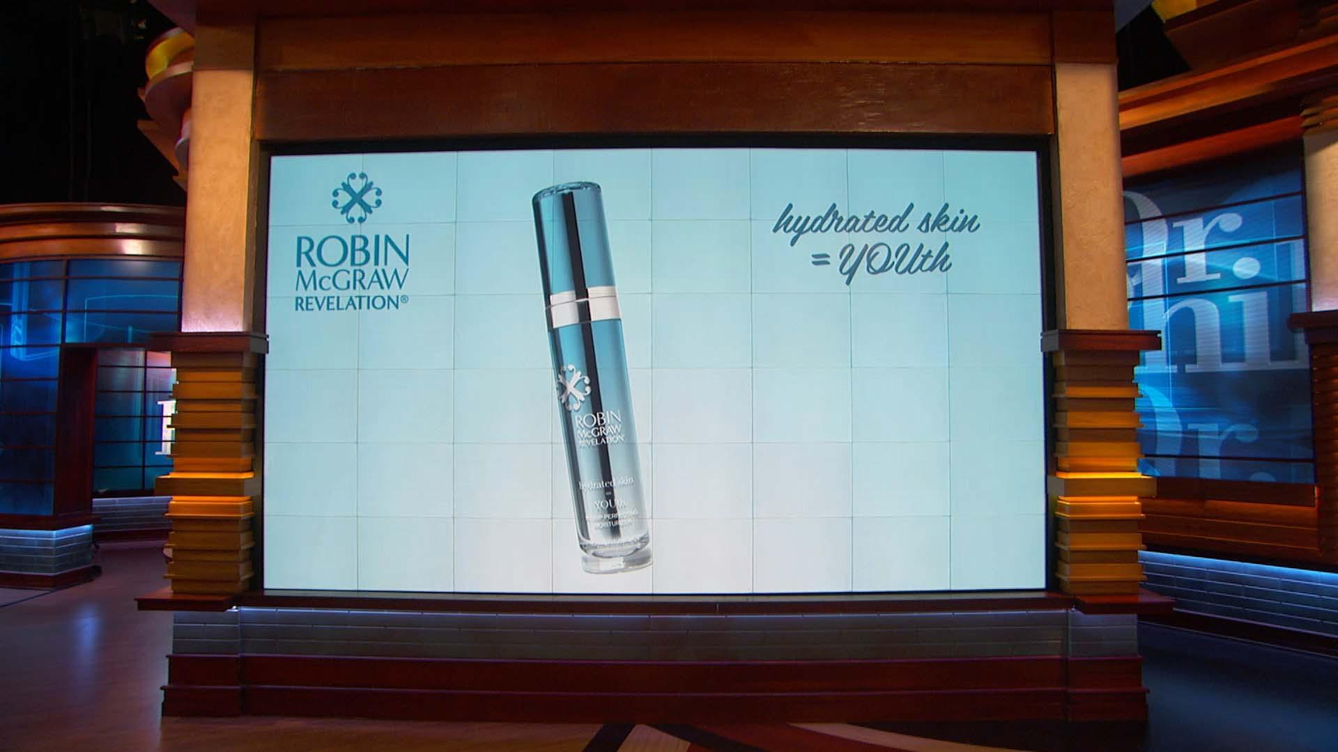 Hydrate and Protect Your Skin with Hydrated Skin = YOUth from Robin McGraw Revelation