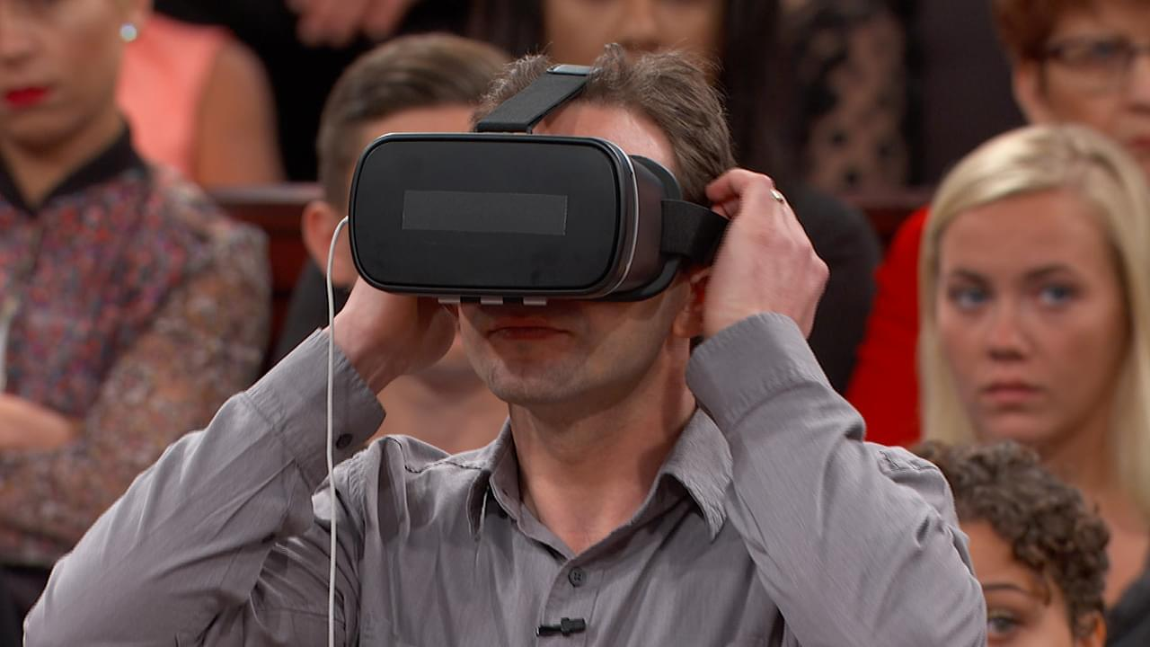 How Dr. Phil's Virtual Reality Tool Can Help Recovering Addicts Transition From Rehab To The Real World