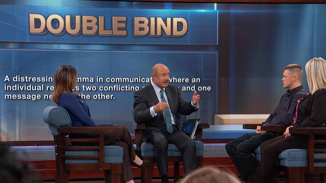 Dr. Phil Explains How Teen Could Be Creating An 'Explosive' Situation In His Relationship