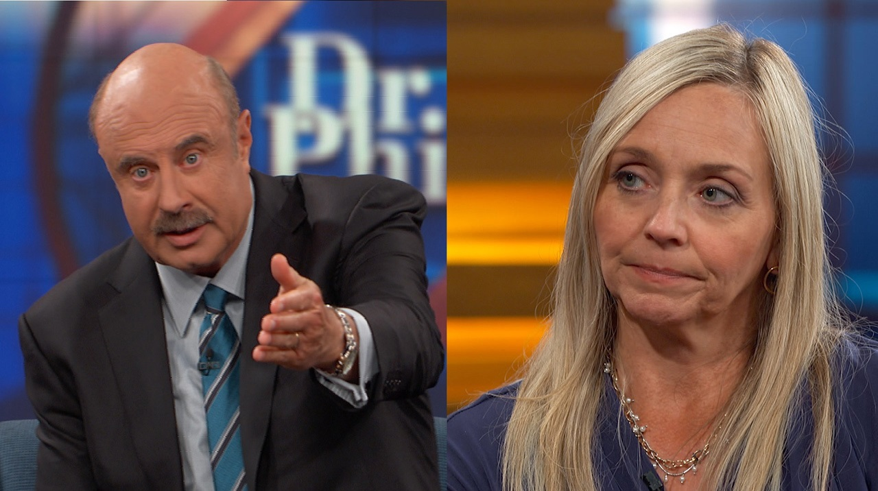 Dr. Phil Tells Guest Keeping 10-Year-Old From His Dad Could Lead To Resentment Later