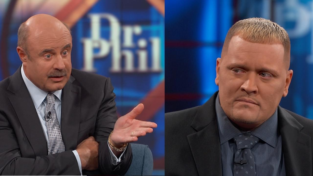 Dr. Phil To Guest: 'Get A Job, Quit Breaking The Law, And Don't Expose Your Son To Things That He Shouldn't Be Exposed To'