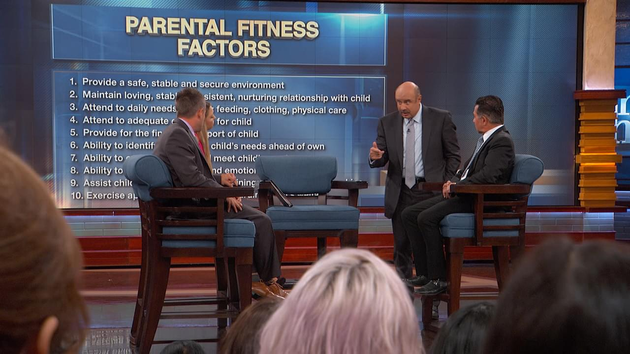 'You Couldn't Be Managing This Worse If You Tried,' Dr. Phil Tells Couple Trying To Regain Custody Of Their Children
