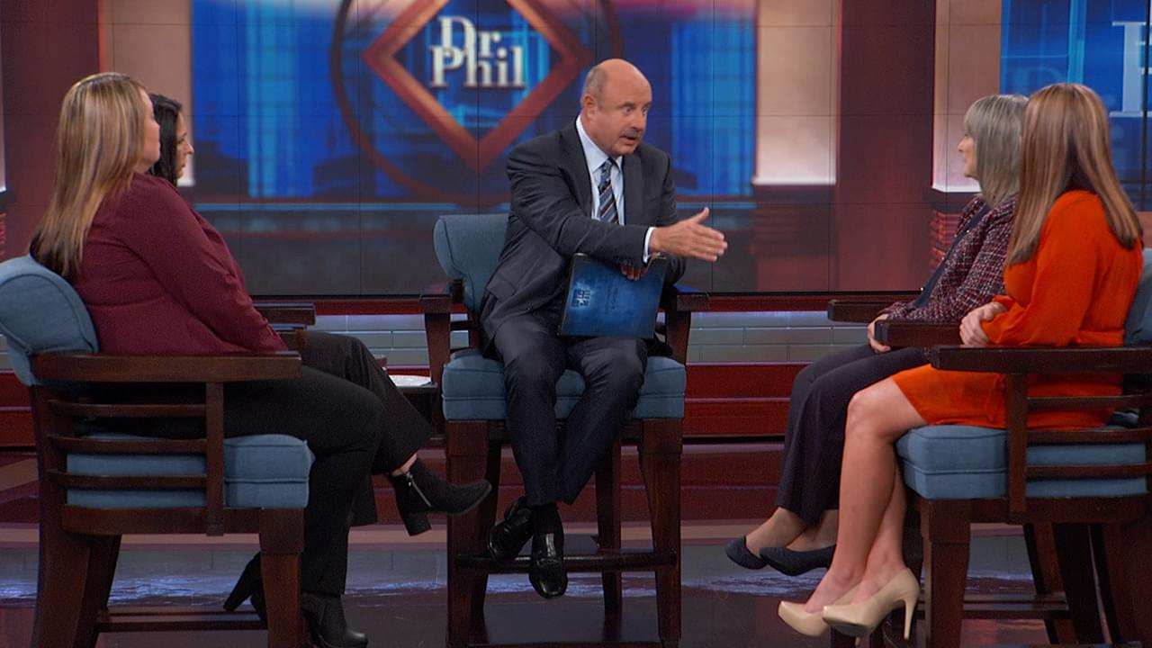 Dr. Phil Tells Mom There's An 'Overwhelming Amount Of Evidence' She Knew Daughter's Father Was Someone Other Than The Man She Dated For 40 Years