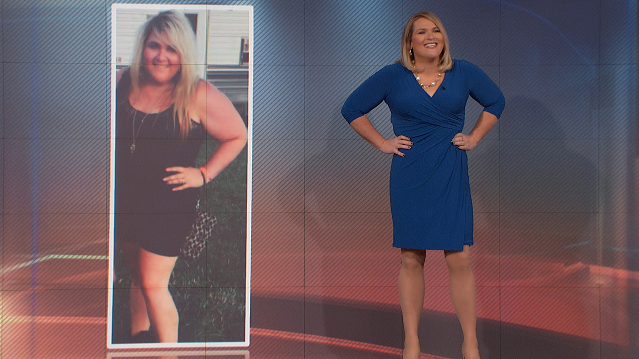 Woman Who Says Seeing Herself On 'Dr. Phil' Was Wake-Up Call Loses 80 Pounds