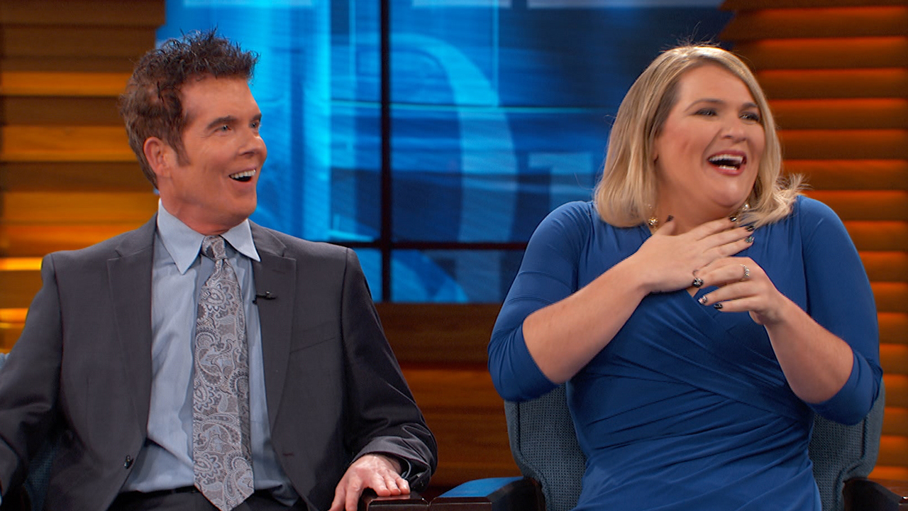 Dr. Phil Surprises Guest Who Lost 80 Pounds On 'The 20/20 Diet'