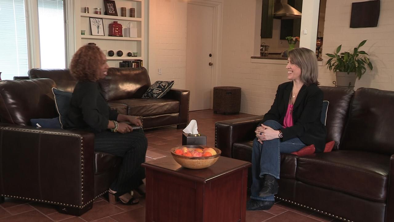 Transformational Coach Lisa Nichols Of Documentary 'The Secret' Meets With 'Dr. Phil' Guests