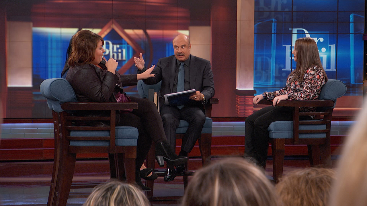 Dr. Phil Asks Guests What They Have To Say When Shown Proof They Falsely Accused A Woman Of Scamming