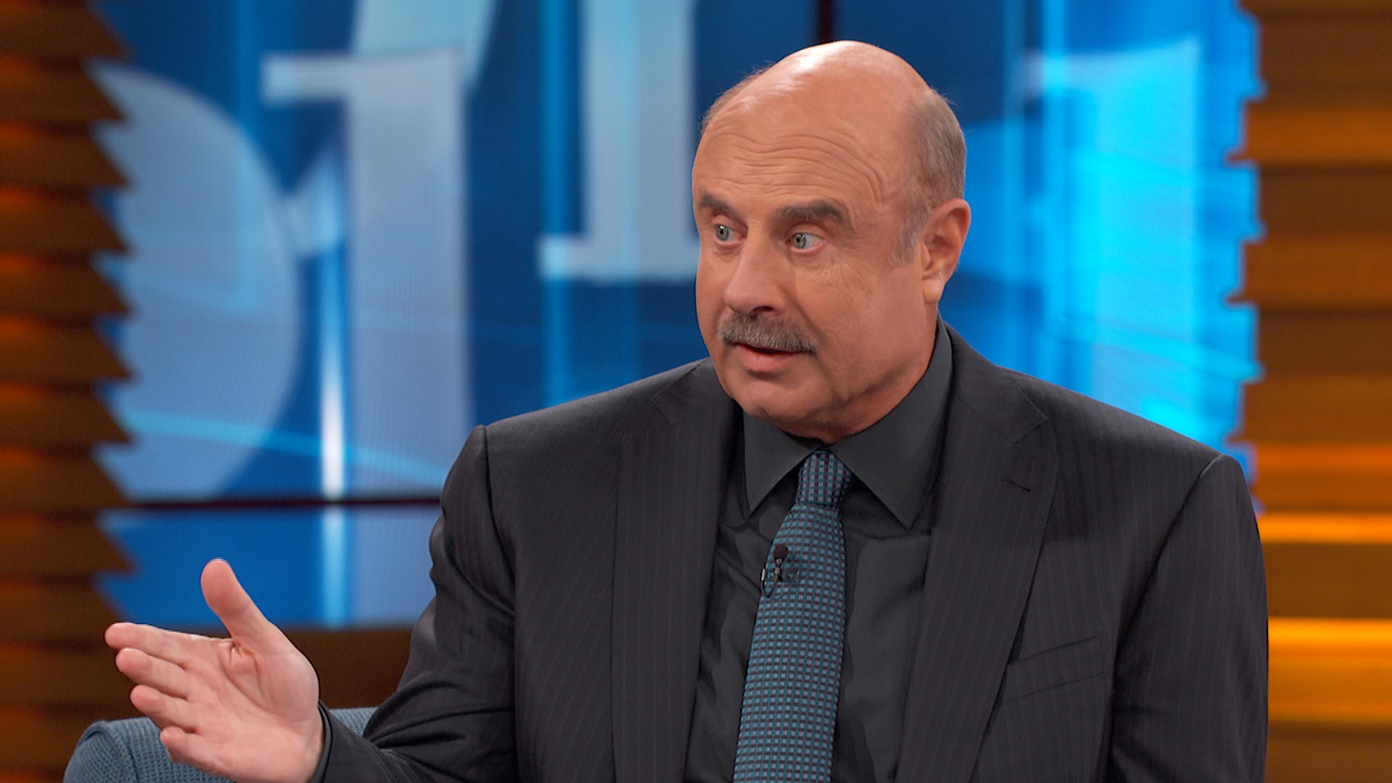 Dr. Phil To Guests Embroiled In Online Conflict: 'I Think This Is Childish'