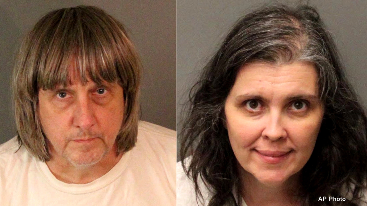 Former Neighbors Of California Couple Accused Of Torturing, Starving And Chaining Children Speak Out