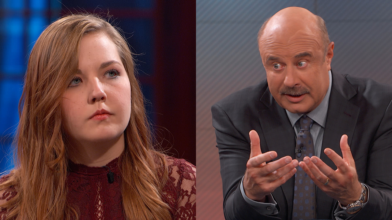 What Dr. Phil Thinks May Be Causing Young Woman To Live In Fantasy World