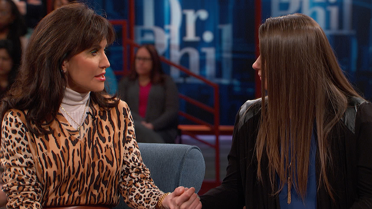 'You've Just Lost Your Place In This Life,' Dr. Phil Tells Woman Who Blames Herself For Dysfunctional Relationship