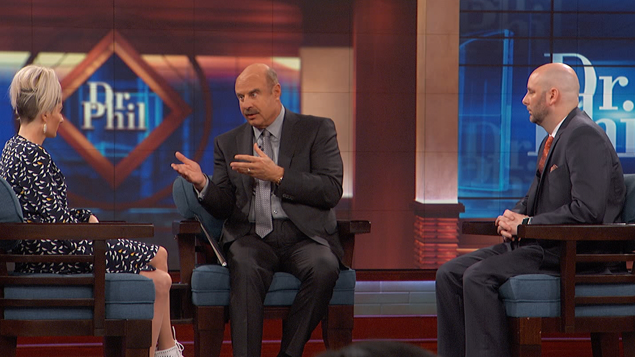 What Dr. Phil Says May Be Causing Woman's Food Disorder