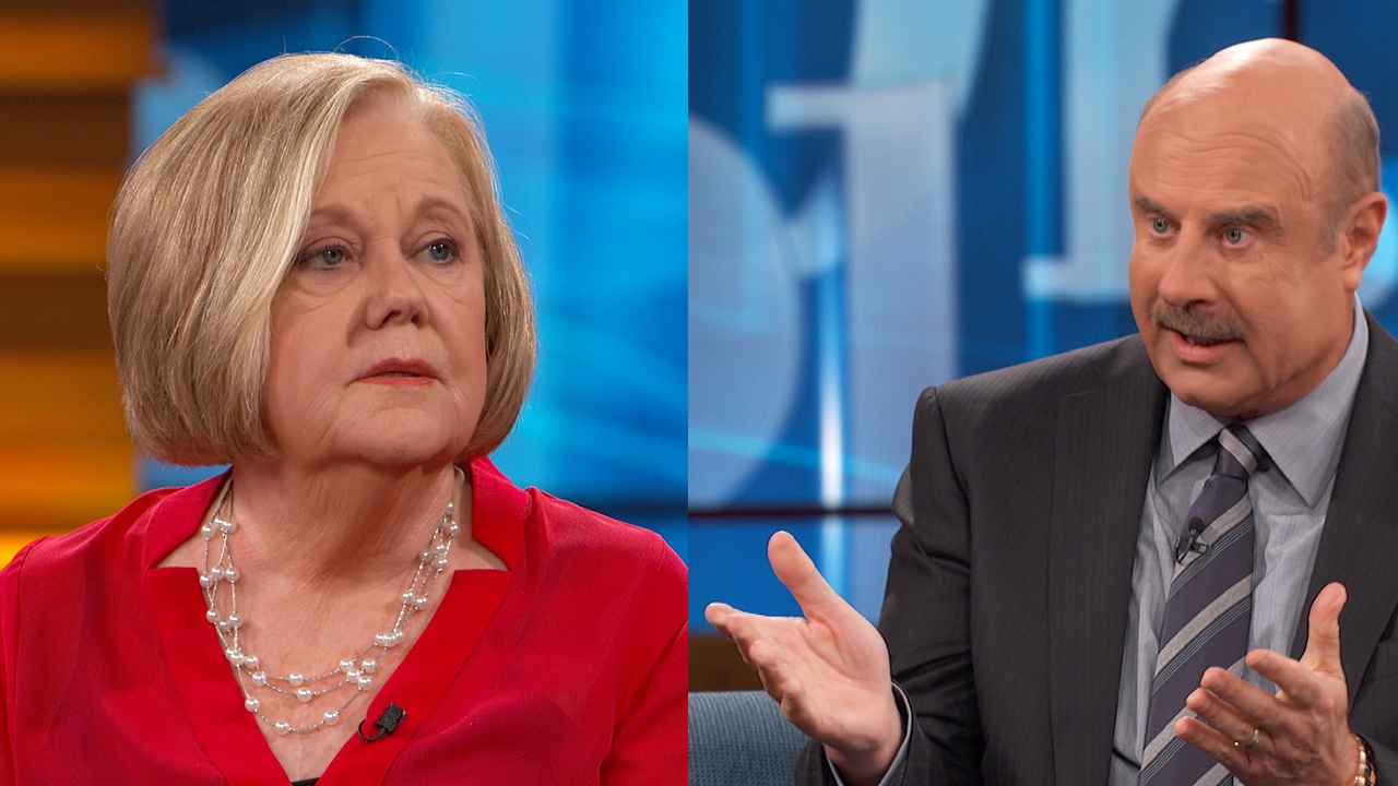 Dr. Phil To Guest Who Supports Her Adult Son Financially: 'Do You Get That You're Enabling Him?'