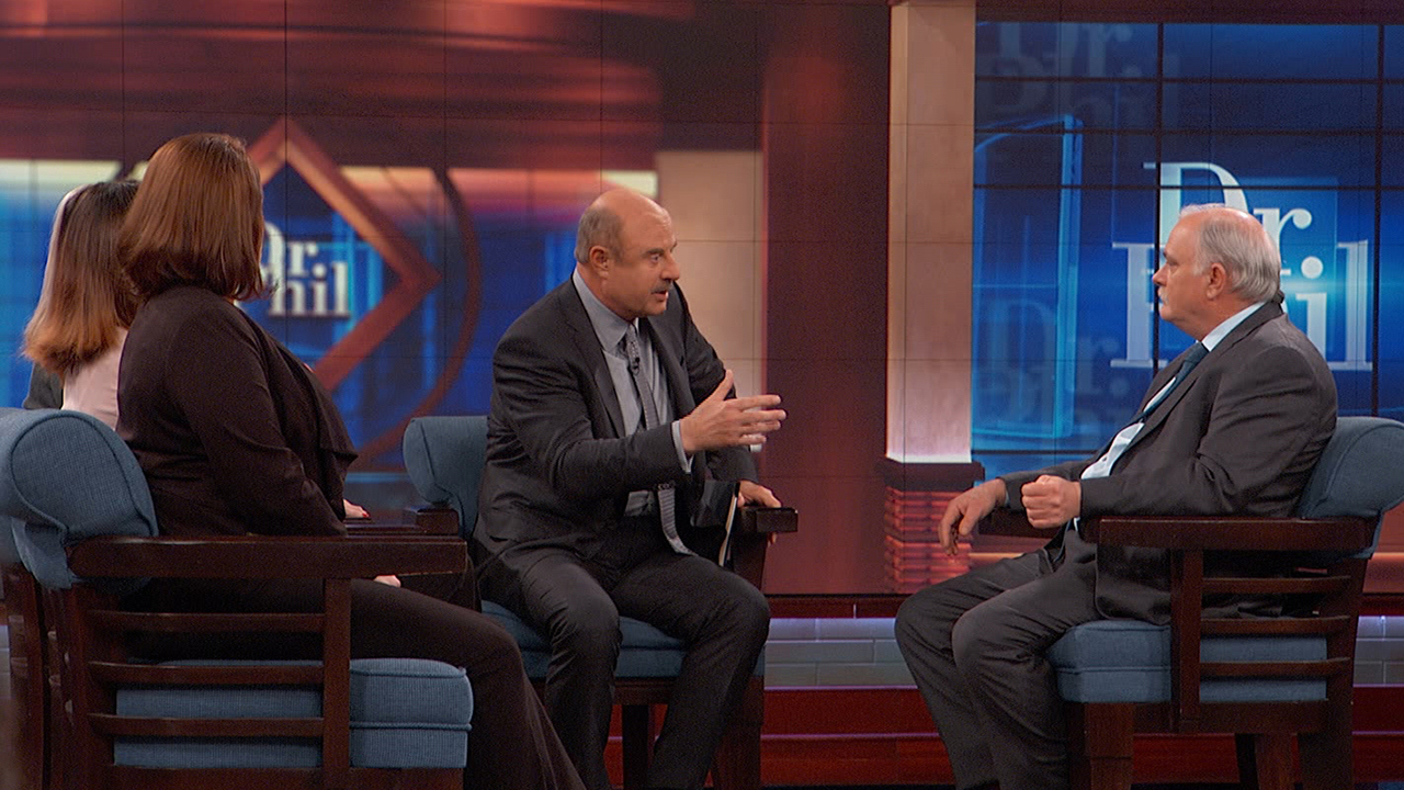 Dr. Phil Questions Man Who Claims He Has Multiple Illnesses But Family Claims Is A Liar