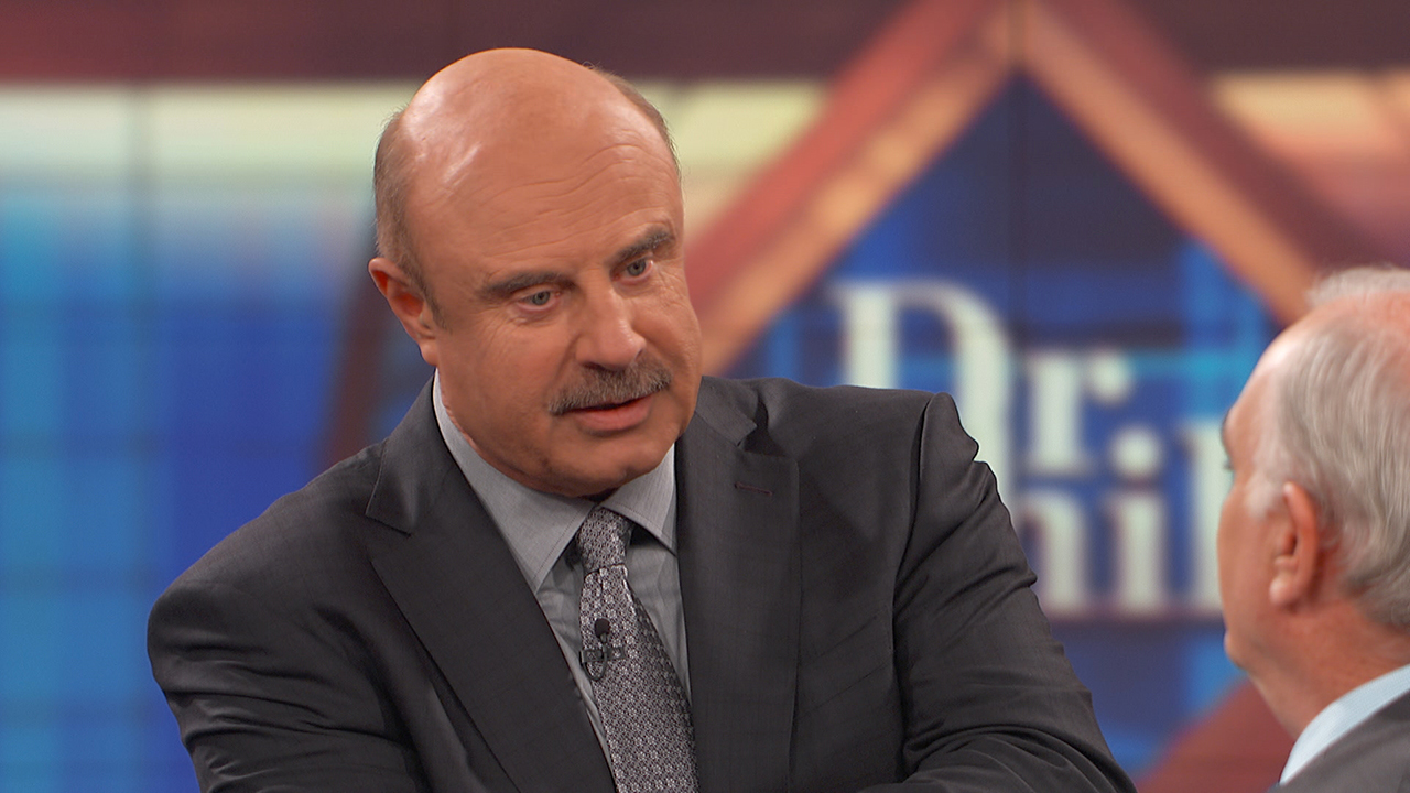 'Why Are You Saying All Of These Things About Your Health When They're Not True?' Dr. Phil Asks Guest