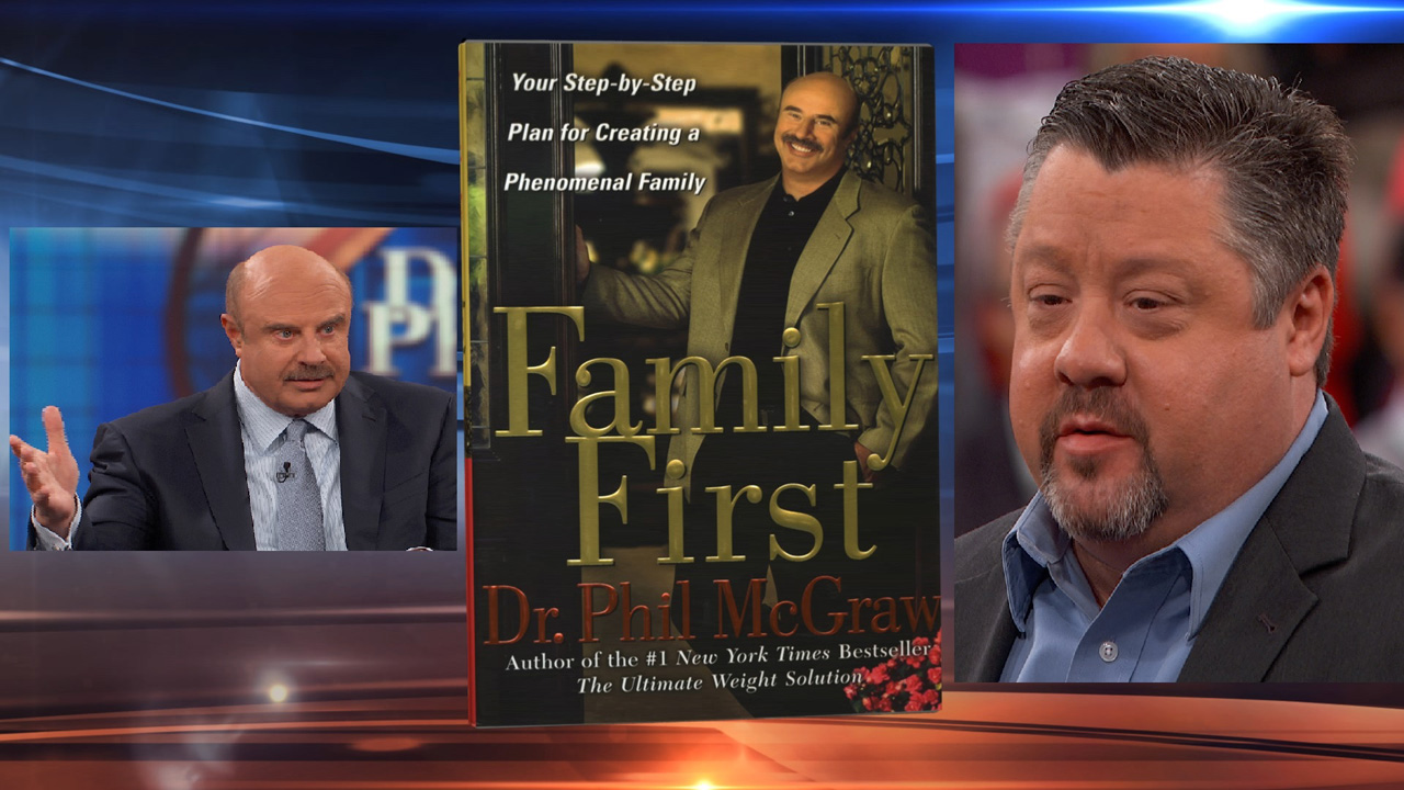 'You're Sabotaging Them,' Dr. Phil Tells Dad Who Speaks Ill Of His Ex To Their Kids