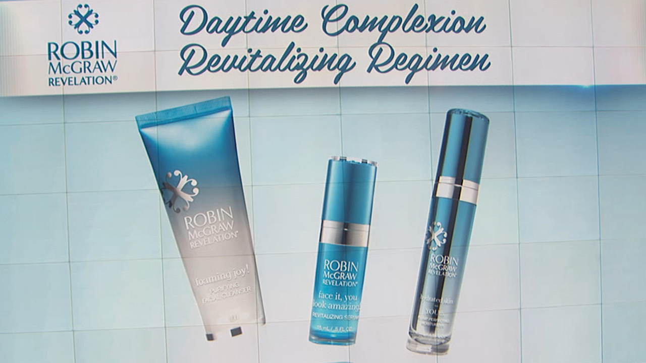 Perk Up Your Appearance With Robin McGraw Revelation's Daytime Complexion Revitalizing Regimen