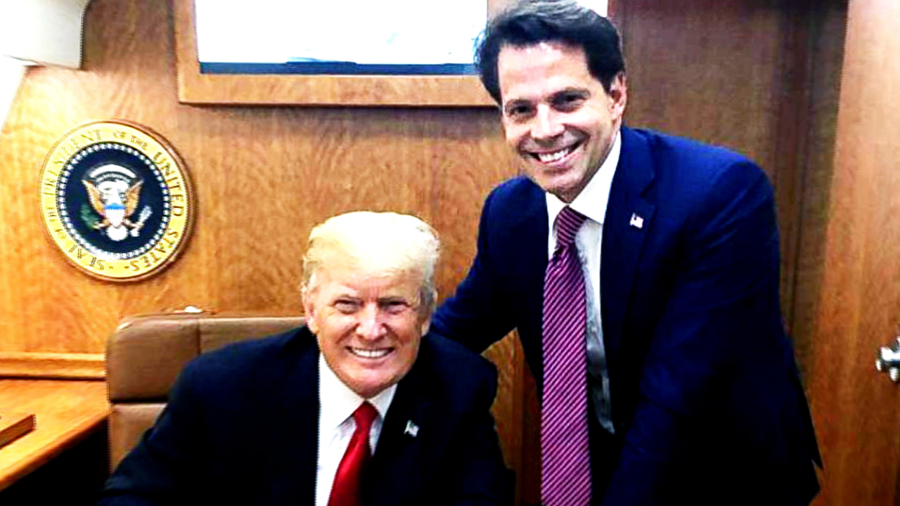 Former White House Communications Director Anthony Scaramucci Opens Up About His Time In The White House