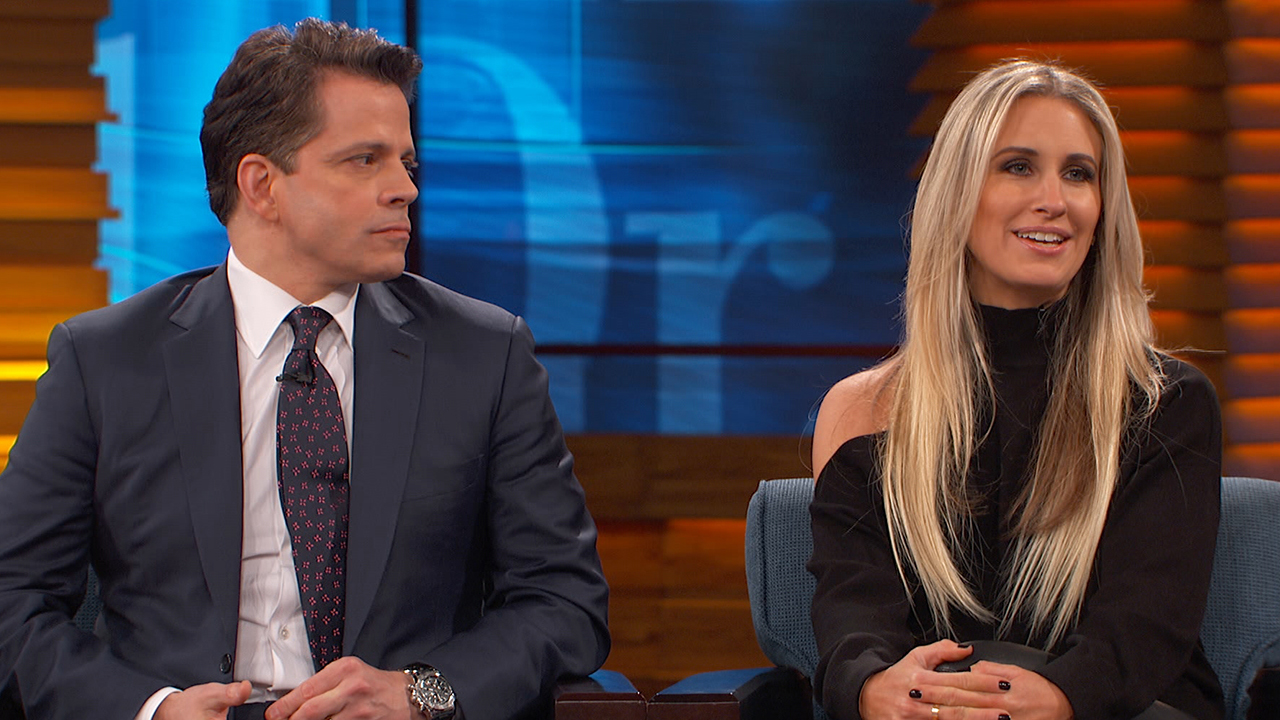Anthony Scaramucci's Wife Speaks Out For The First Time About Why Their Marriage Nearly Ended When Her Husband Was Working At The White House