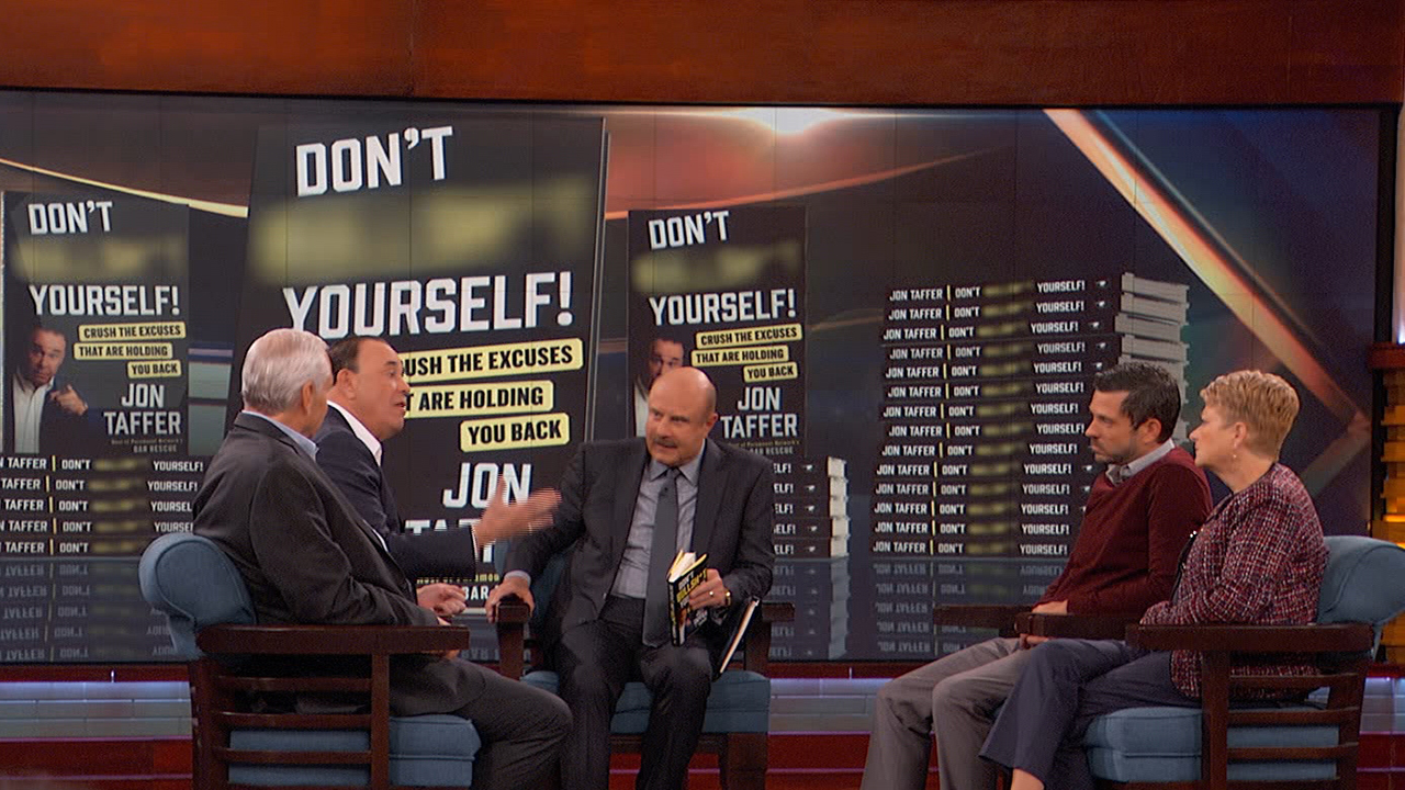 Why Jon Taffer Says Excuses Are 'The Common Denominator Of Failure'