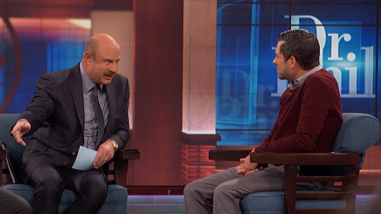'The Time's Going To Come Where You Are Going To Have To Rely On Yourself; It Might As Well Be Now,' Dr. Phil Tells Guest
