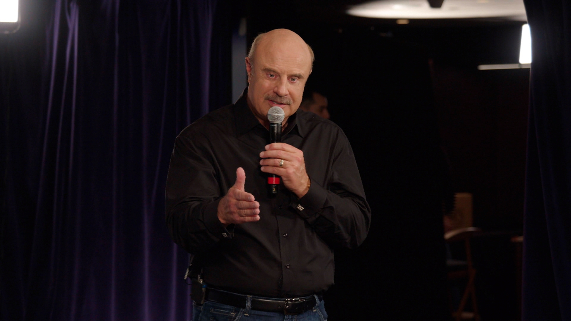 Why Dr. Phil Says 'Everything Starts With Authenticity'