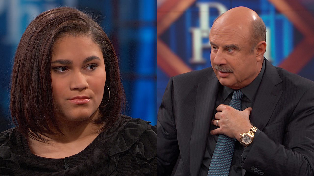 'The System Has Failed You, Your Family Has Failed You, And I'm Sorry,' Dr. Phil Tells 14-Year-Old