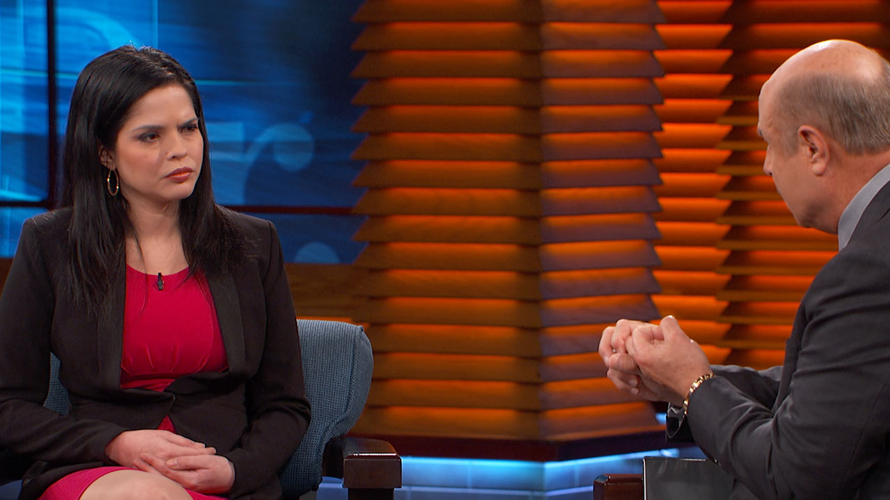 'You Haven't Coupled Up With Or Married The Man You Wanted, You've Coupled Up Or Married The Man You Wish You Had,' Dr. Phil Tells Guest