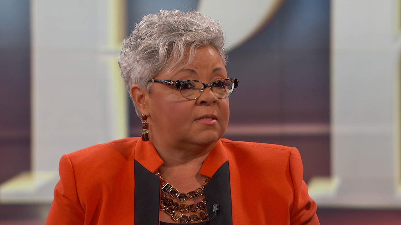 Pfizer's Chief Medical Officer, Dr. Freda Lewis-Hall, shares strategies for managing grief after the death of a loved one.