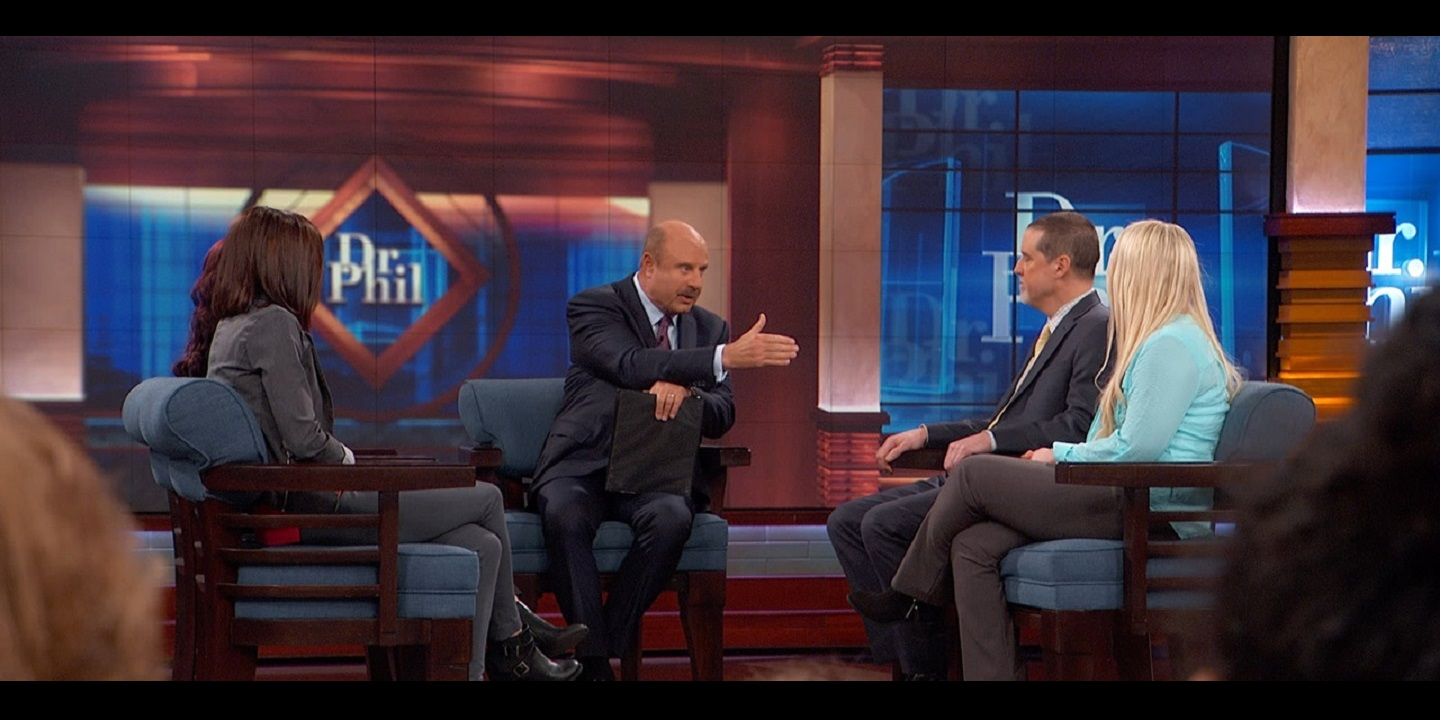 Dr. Phil To Guest: 'Why Are You Continuing To Put Yourself In Harm's Way?'