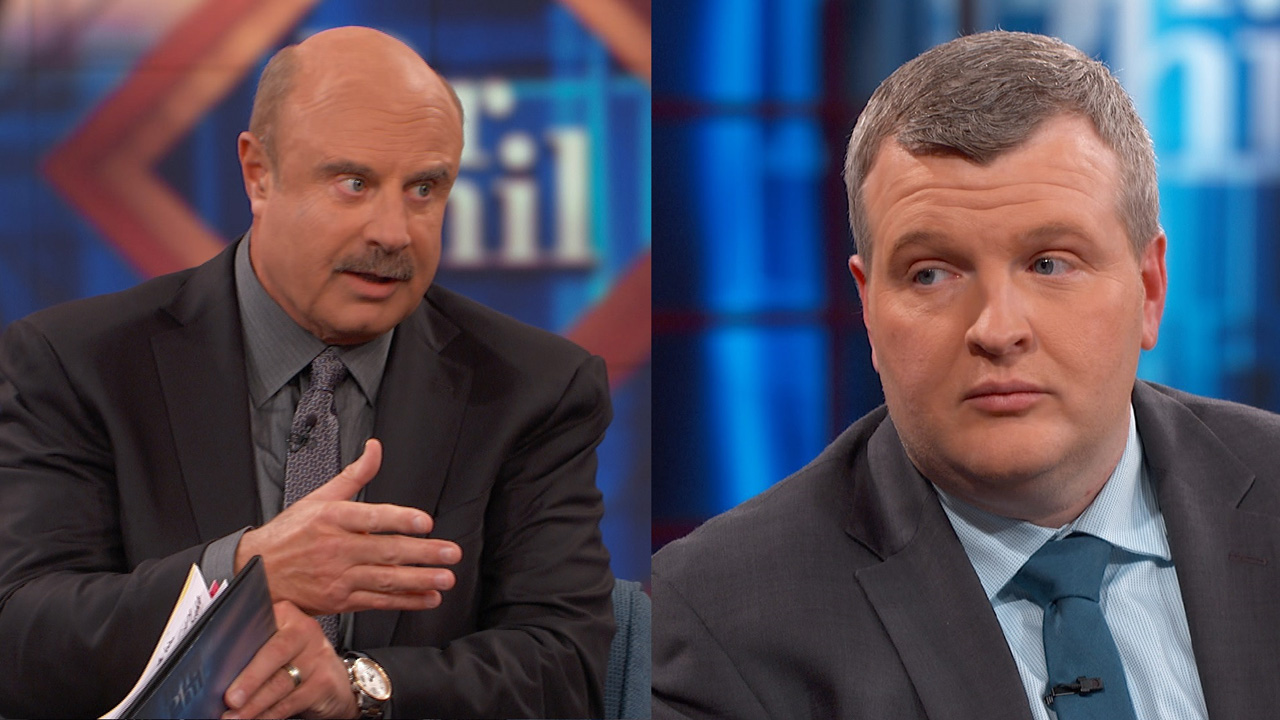 Dr. Phil To Guest: 'That's A Bad Strategy'