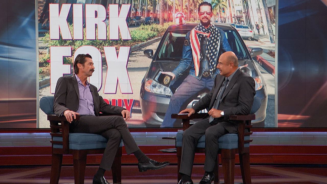 Comedian And Actor Kirk Fox Opens Up About His Life And Watch A Sneak Peek Of His New Comedy Special