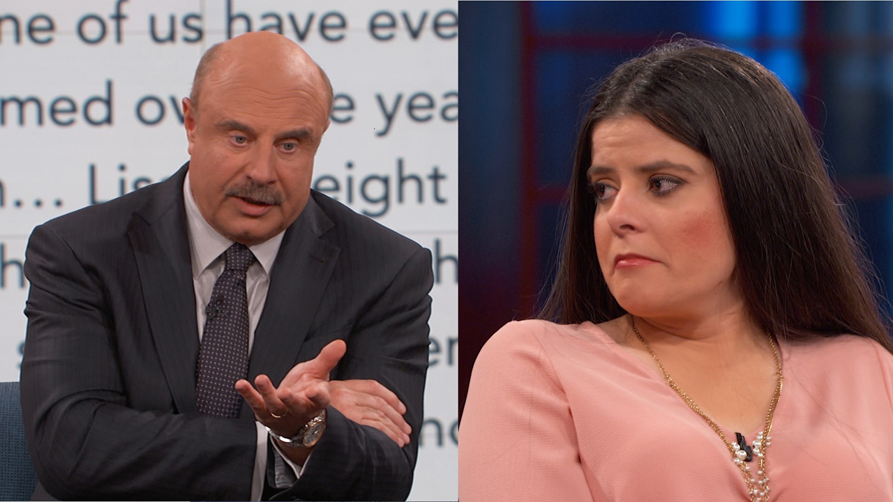 Dr. Phil To Reluctant Mom Of 5: 'Did It Ever Occur To You To Stop Having Children?'