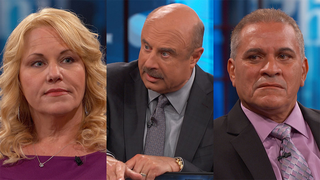 'The Two Of You Have Defined A Relationship Here Where You Thrive On Drama,' Dr. Phil Tells Couple