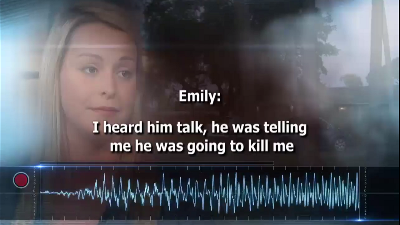 Hear 9-1-1 Call Of Woman Who Claims She Killed Attacker In Self-Defense