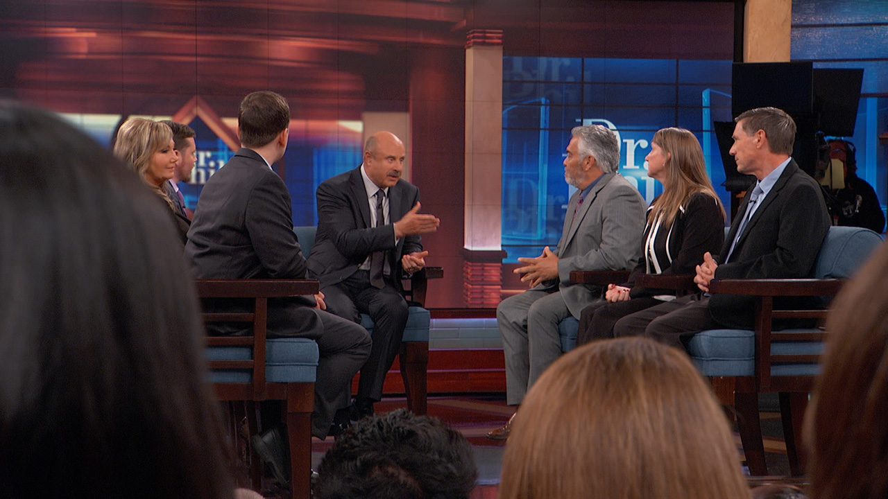 Dr. Phil To Parents Of Woman Living In Controversial Religious Community: 'You've Got To Have A Plan In Place'